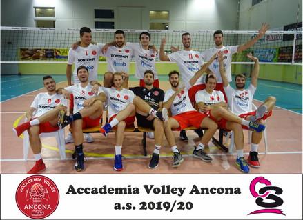 Accademia Volley Ancona 2019-20
