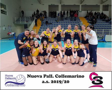 Nuova Pallavolo Collemarino 2019-20