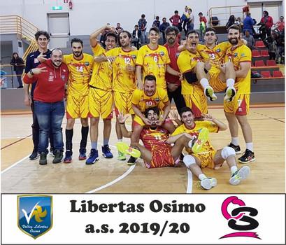 Libertas Osimo Volley 2019-20
