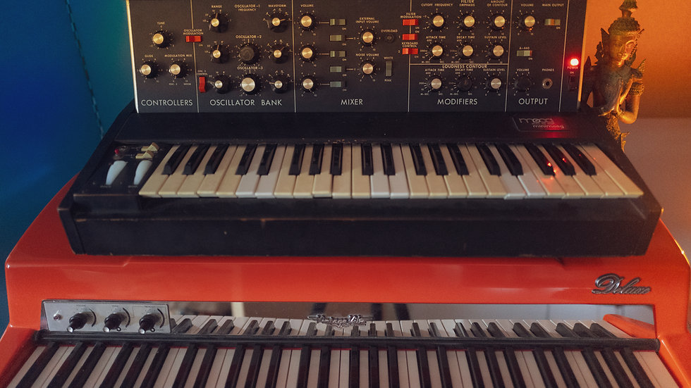 Moog Lead Sound