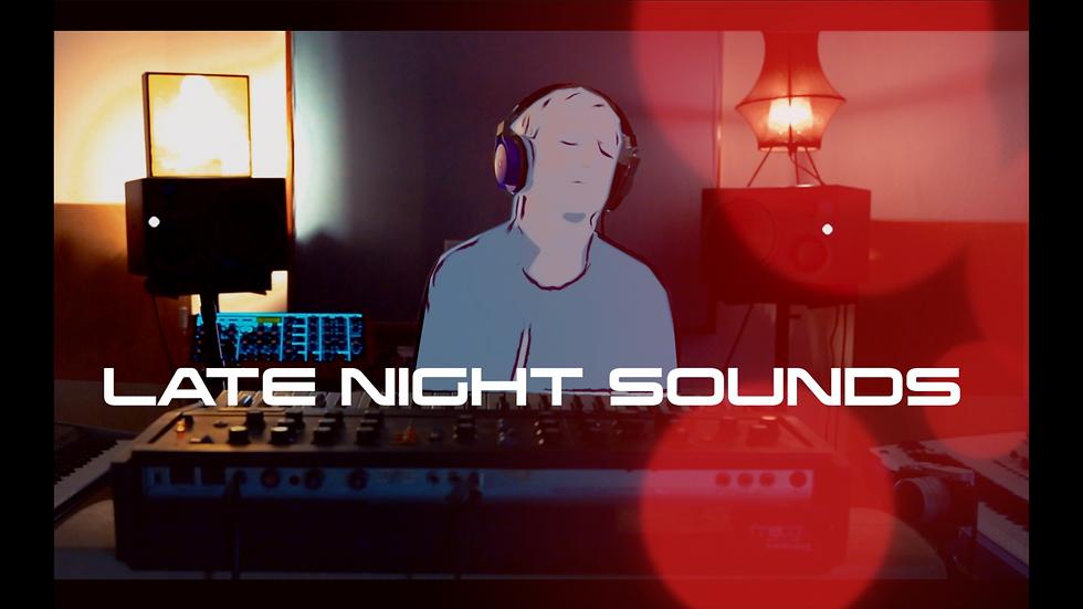 Late Night Sounds Sampler instruments for Logic/Kontakt samplers