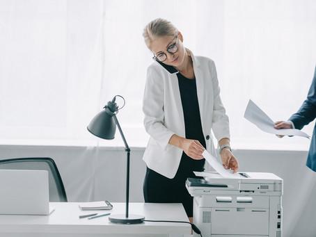 How a New Printer Can Improve Your Bottom Line