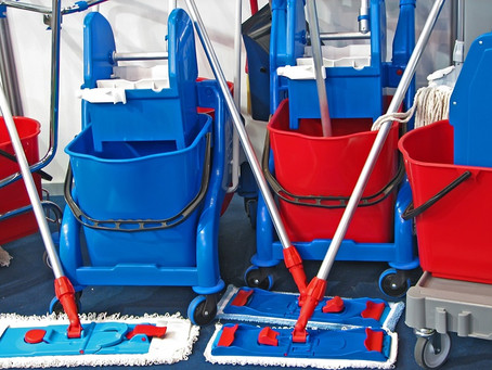 Perks of Buying Janitorial Supplies in Bulk