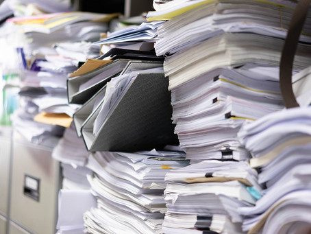 3 Habits That Are Making Your Office Messy