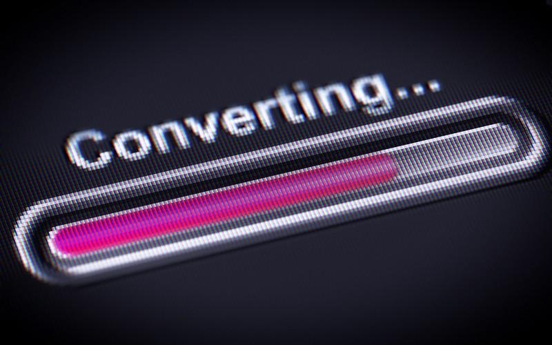 Converting