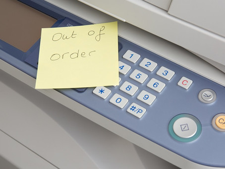 Top Tips for Maintaining Office Machines