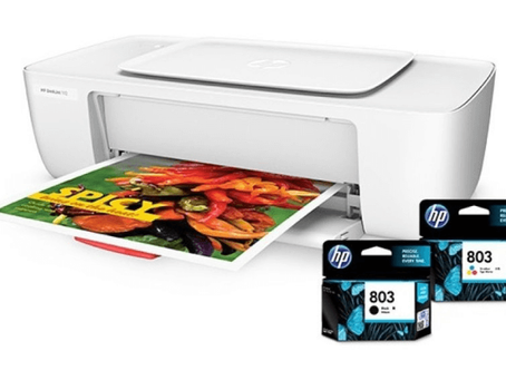 HP Deskjet 1112 Single Function Inkjet Color Printer: Close Review