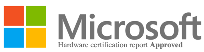 Microsoft Hardware Cerification Reports