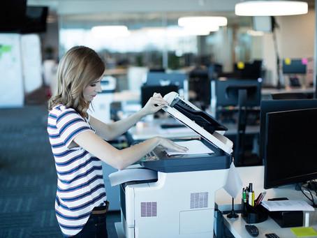 An Office Copier Maintenance Checklist to Consider