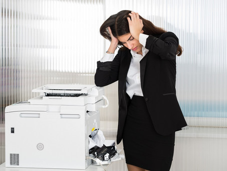 Signs You Need a New Office Copier