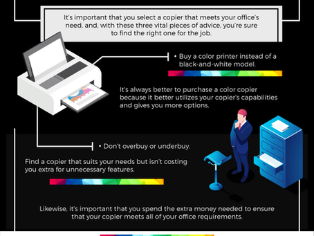 Mistakes to Avoid When Buying a Copier for Your Office