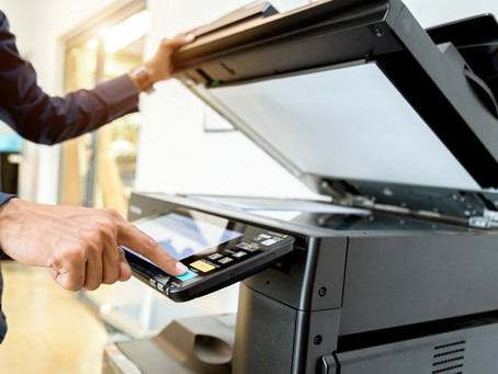 5 Things to Consider before Buying an Office Printer