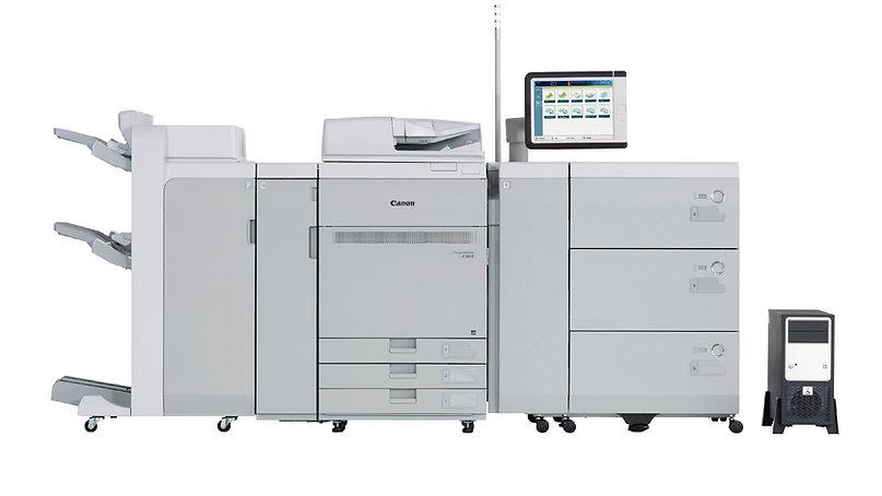 Canon Imagepress C850 Printer