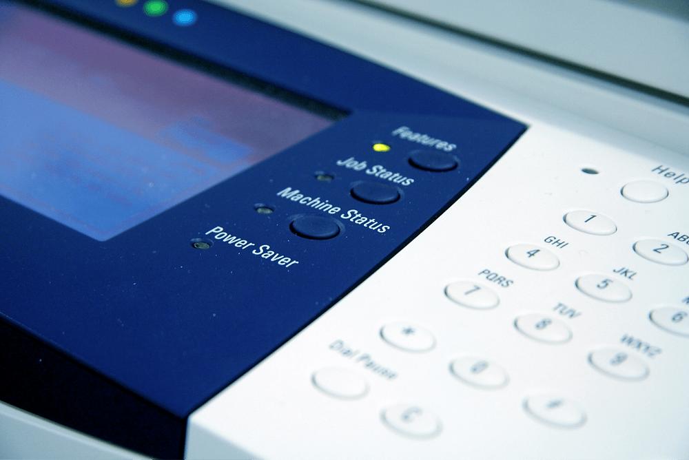 Copy Machine Features