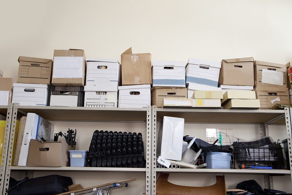 Office storage space