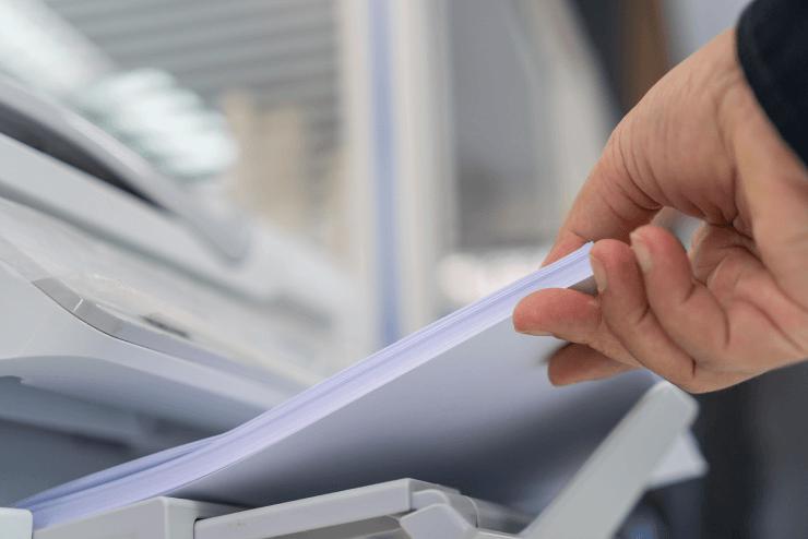 Office Printer Paper