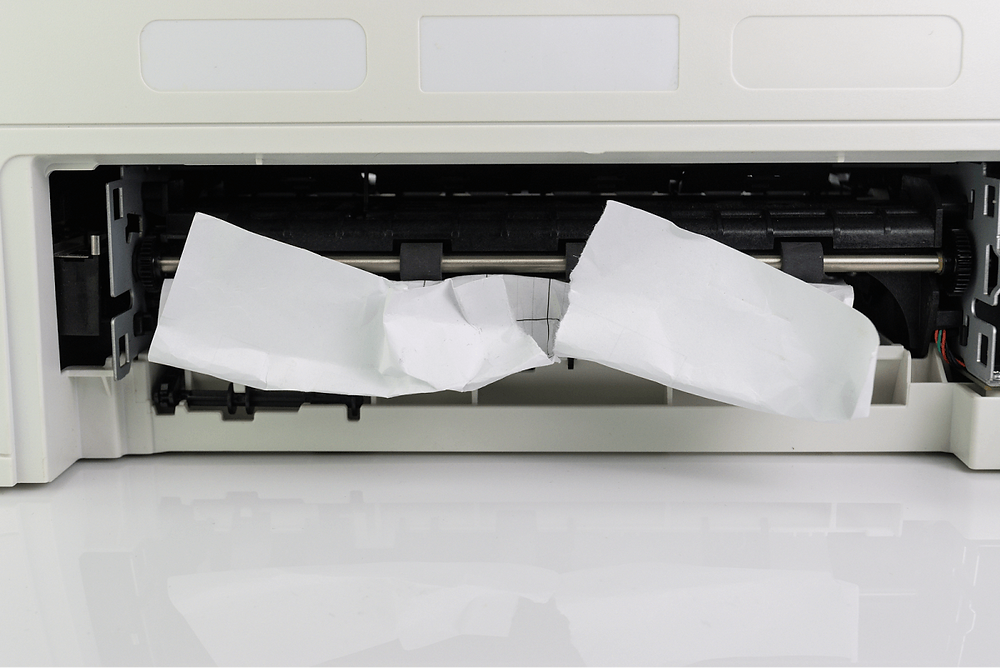 Prevent Paper Jams