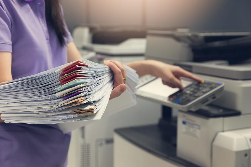 Printed papers