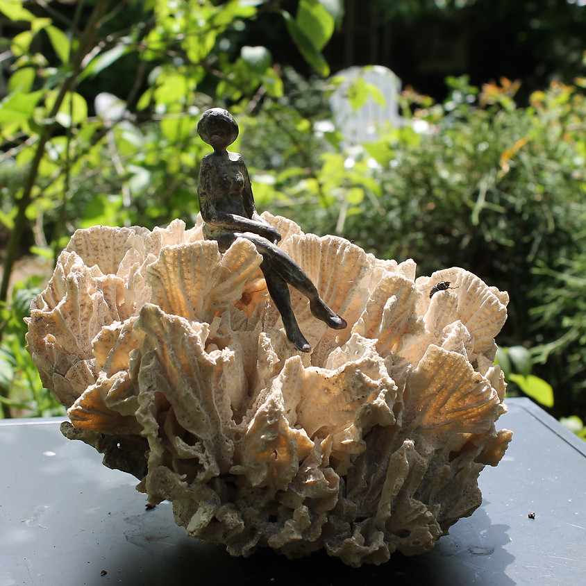 Bronzen beelden Rose van den Hurk