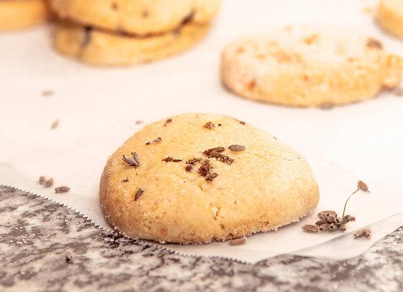 Parcel of Lavender Biscuits