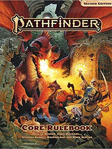 Pathfinder Core Rulebook (Second Edition)