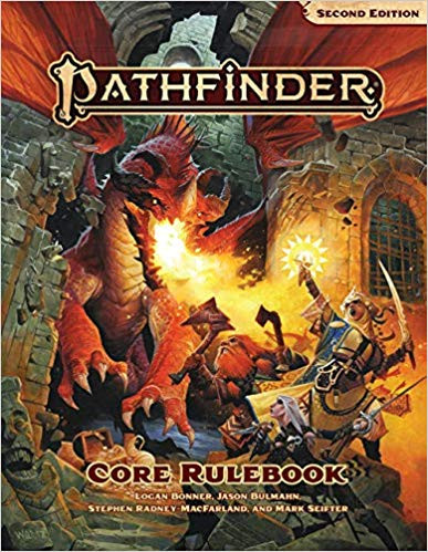 Pathfinder Core Rulebook (Second Edition)