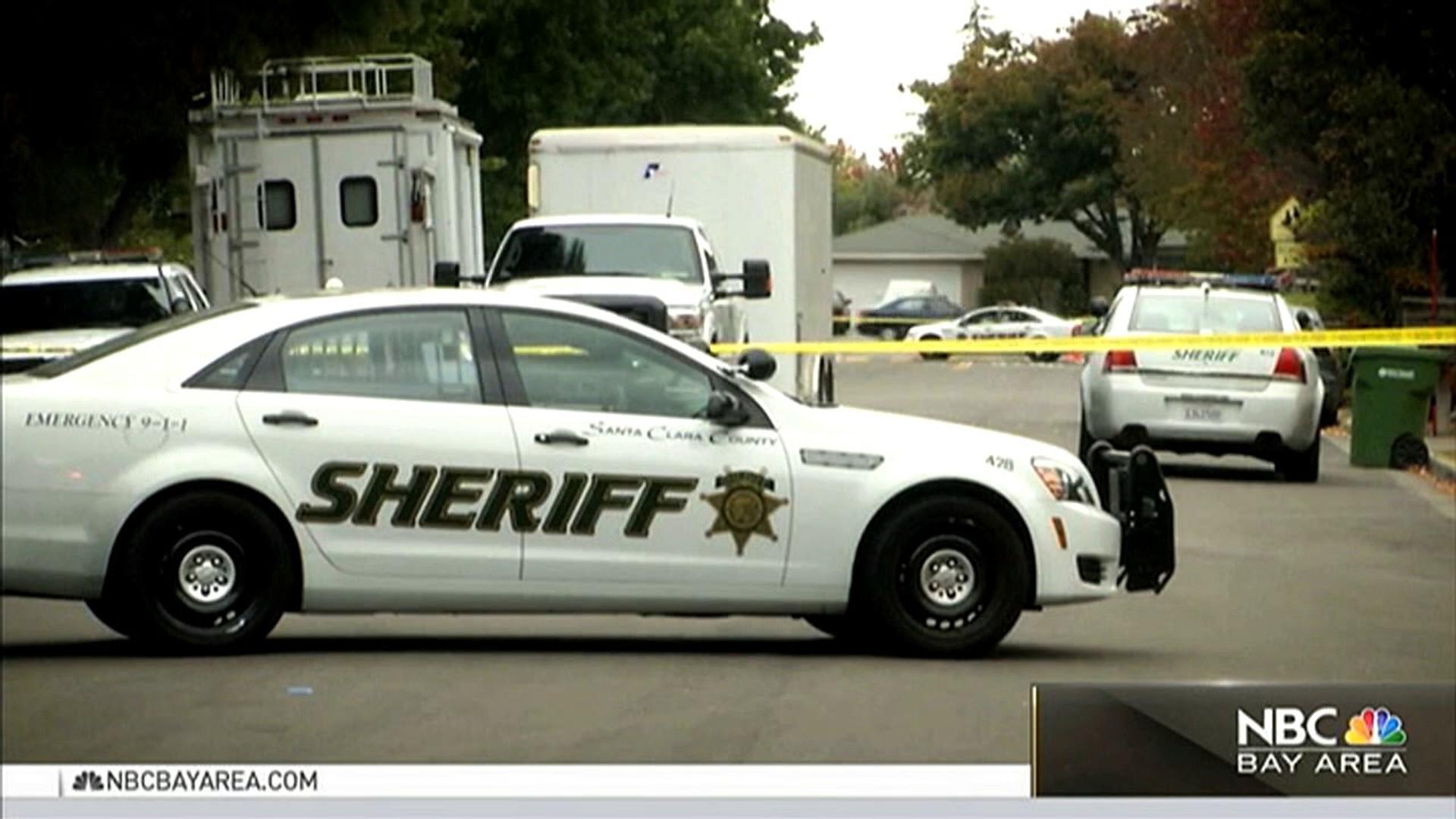 Saratoga Navy Vet Killed by Deputies