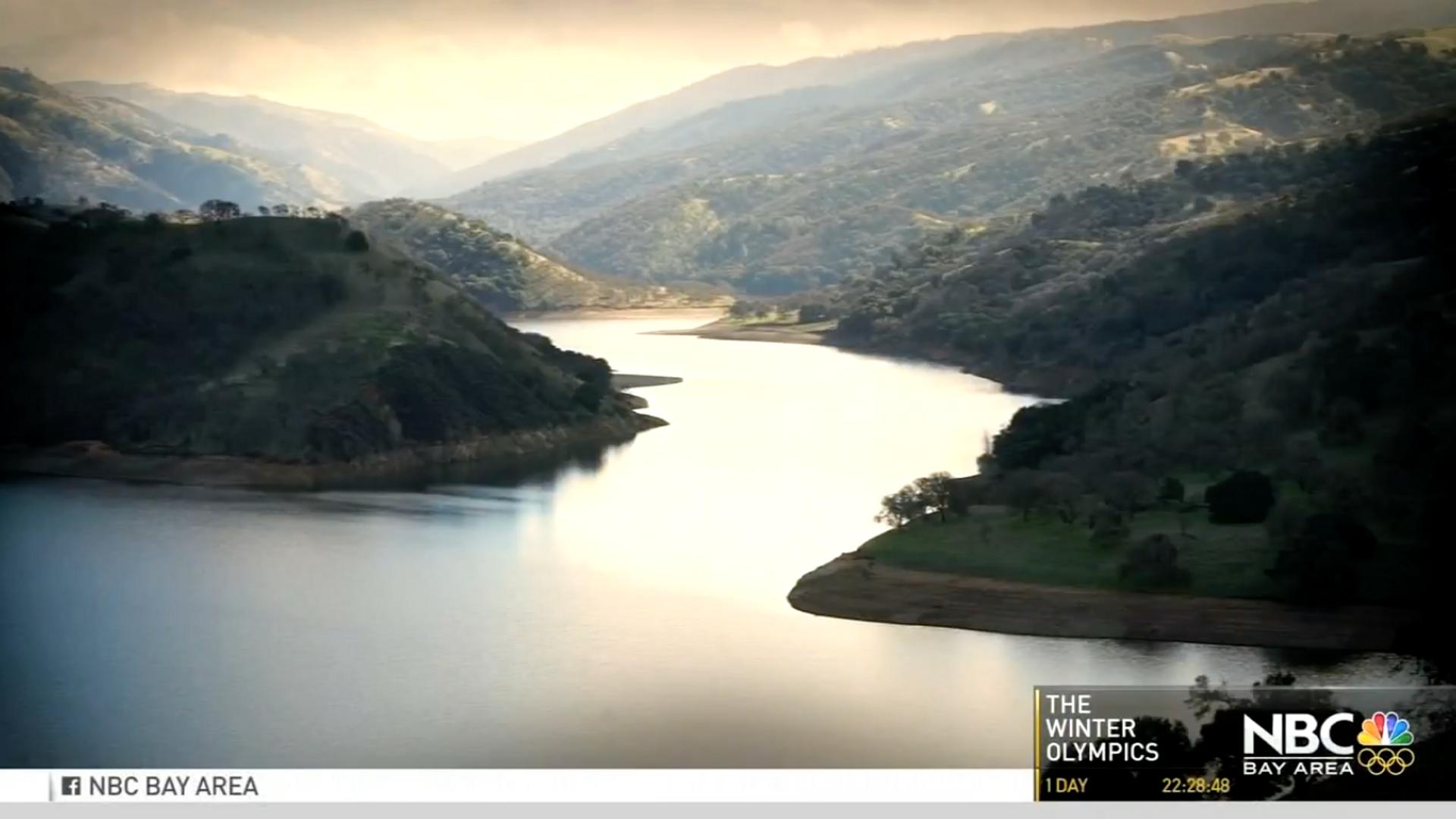 Seven Dams at Risk