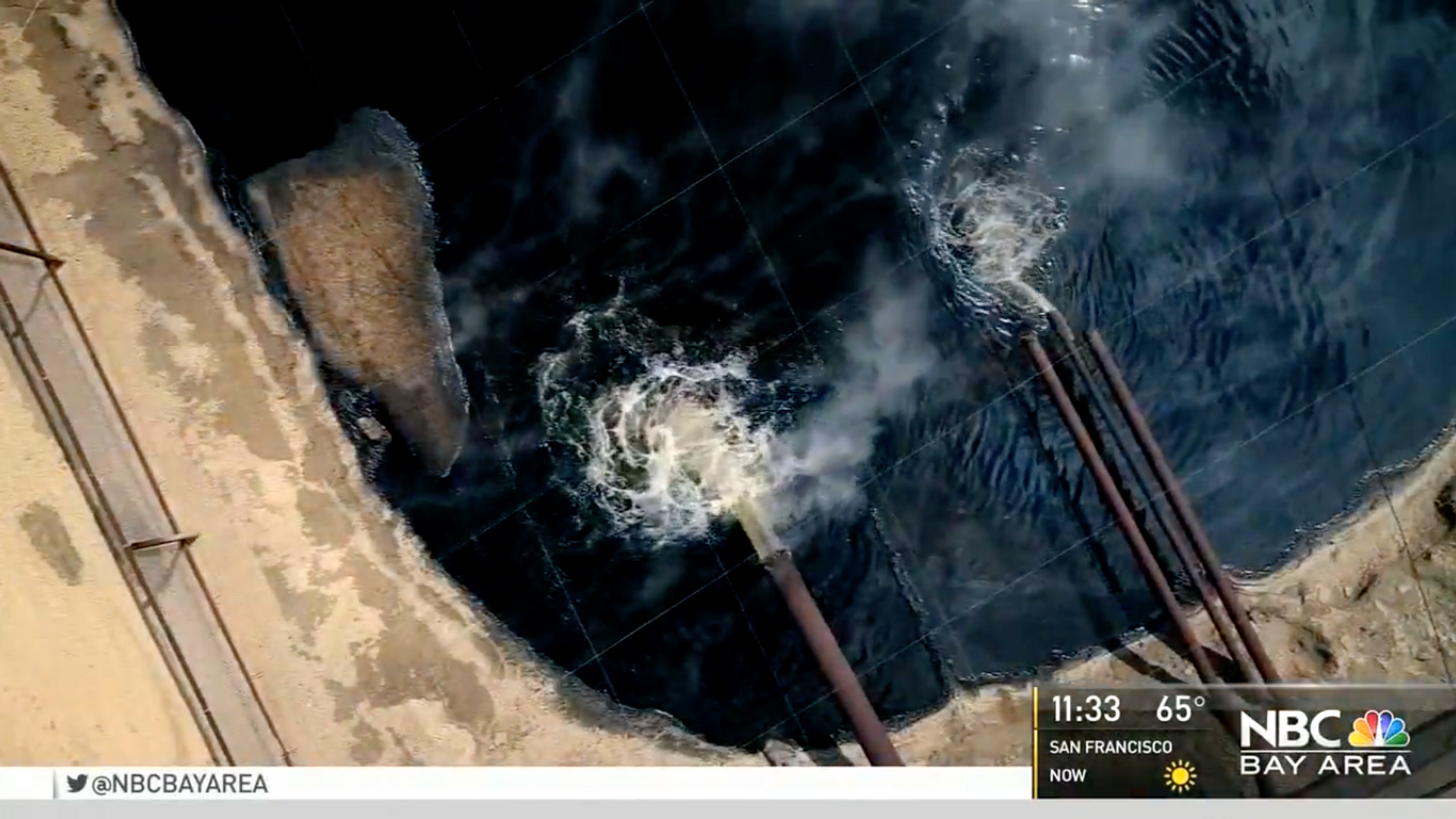 Oil Waste Ponds