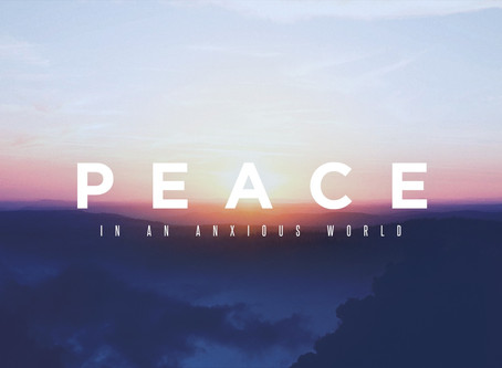 Contend For Your Peace