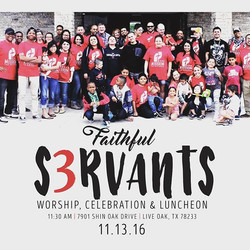 Come join #citymissionsanantonio celebrate 3 years of serving our community and being the #cultureof