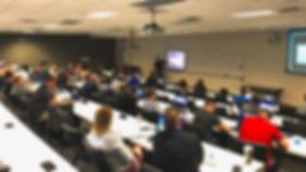 Scott teaching forenic video analysis