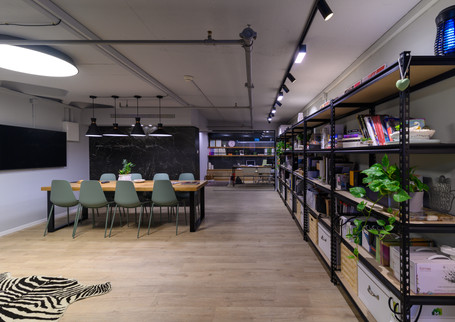 Designer office in Haifa