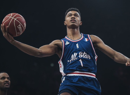 Draft NBA 2020 – Analisando Theo Maledon