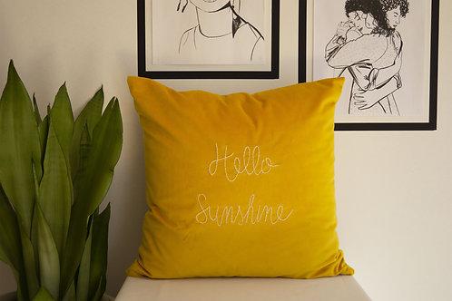HELLO SUNSHINE ☀️