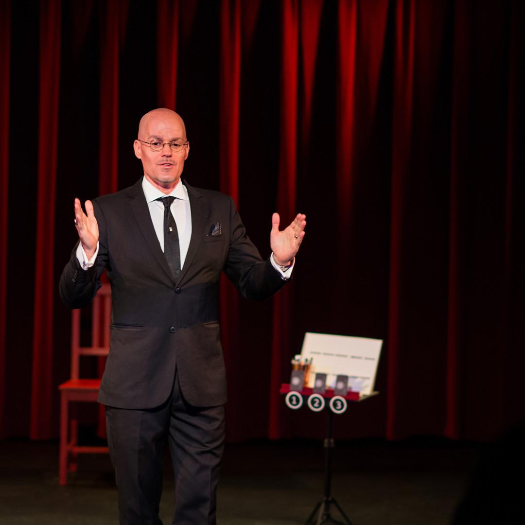 At Mile Square Theatre, 2019