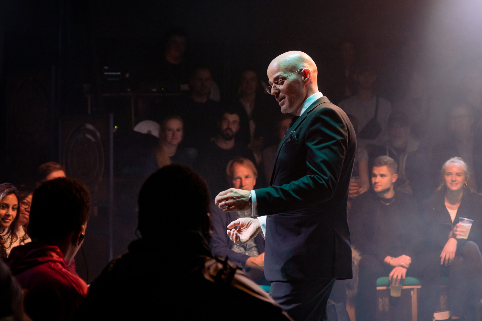 Eric Walton: Mentalist, London, 2019