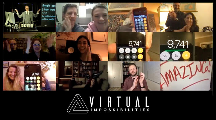 Virtual Impossibilities at Mile Square Theatre