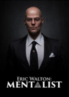 New York City mentalist, Eric Walton