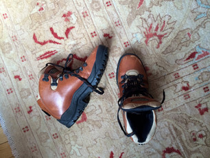 L.R. Foote's Hiking Boots, Lethal Weapons