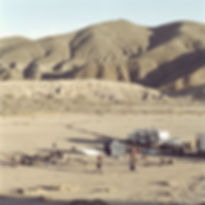 Desert Film Set