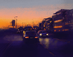 Bournemouth Digital Painting