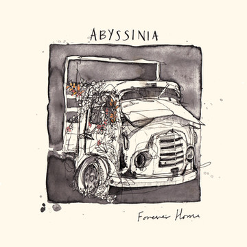Abyssinia - Forever Home (Album cover)