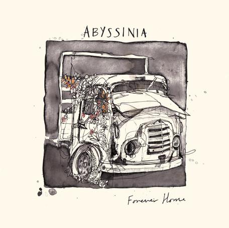 Abyssinia - Forever Home (Album cover)