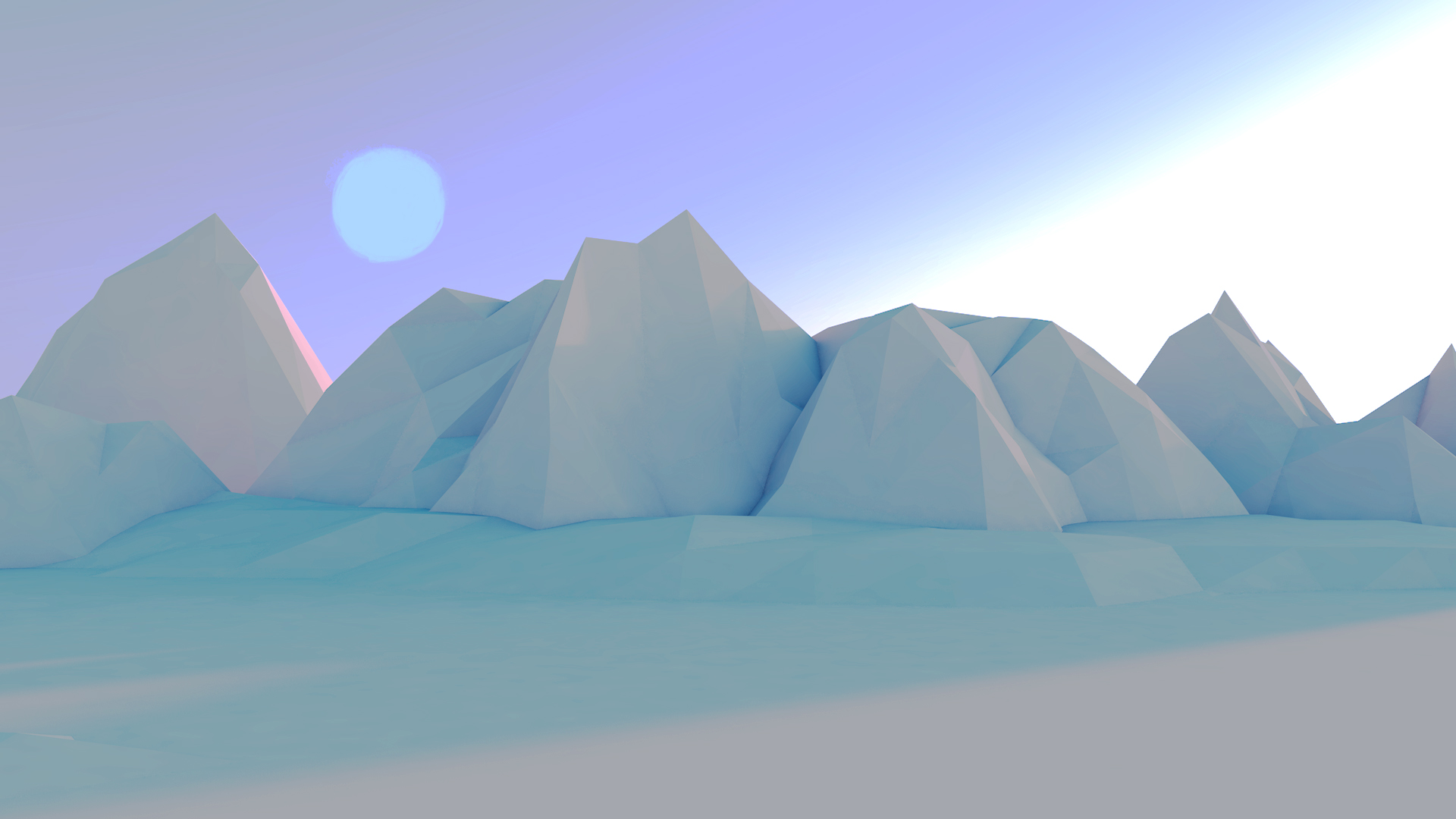 Low Poly Cinema 4D