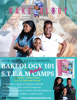 Bakeology 101 mobile camps