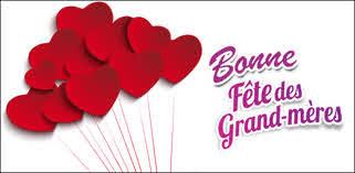 Fête des Grands-Mères...!!!