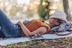 La sieste...une véritable cure de jouvence !