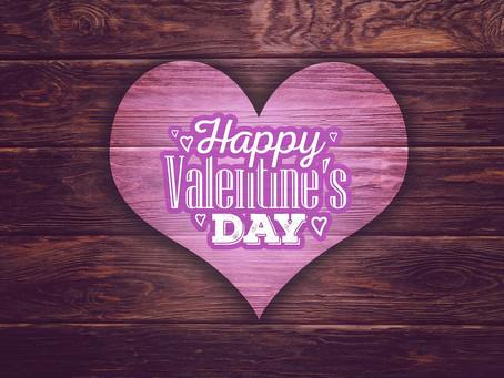 St Valentin...Et vous ?