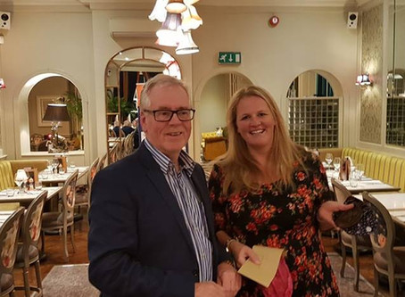Club Member Honoured